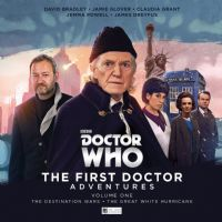 Doctor Who The First Doctor Adventures Volume 01 - Audio CD Box Set